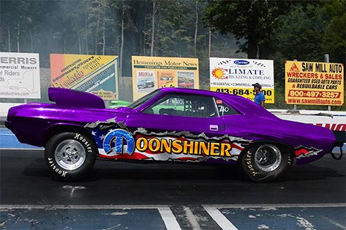 MOONSHINER'S CUSTOM RACECAR DESIGN