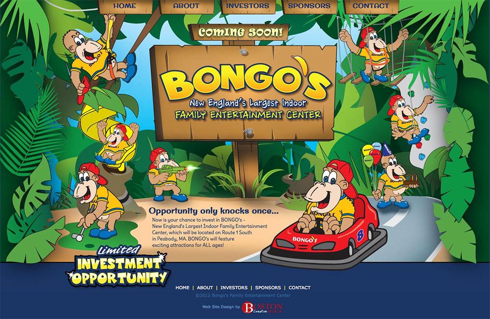 BONGO'S FAMILY ENTERTAINMENT CENTER