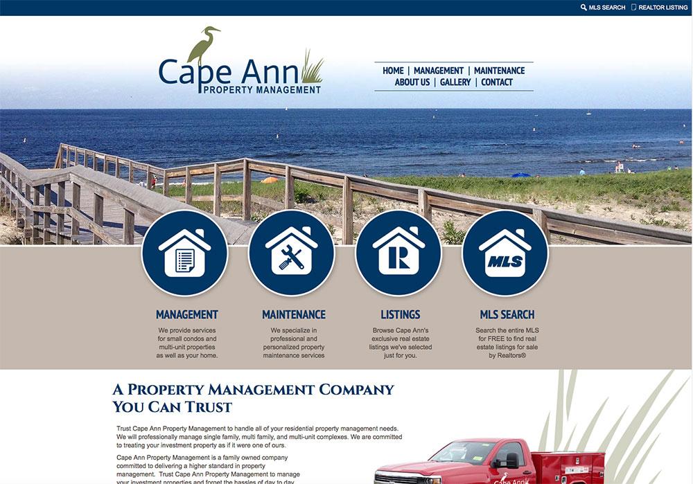 CAPE ANN PROPERTY MANAGEMENT