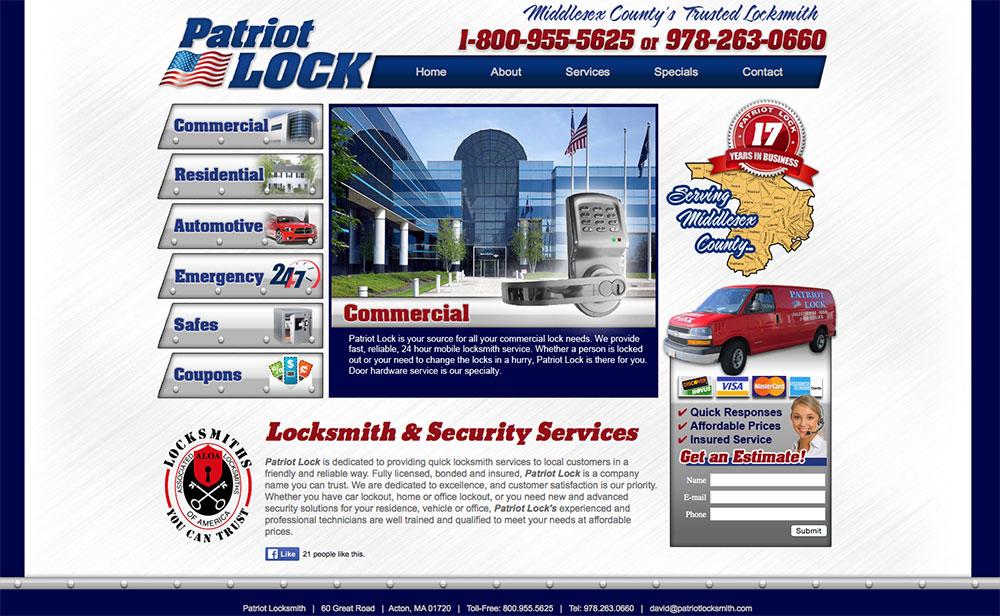 PATRIOT LOCK