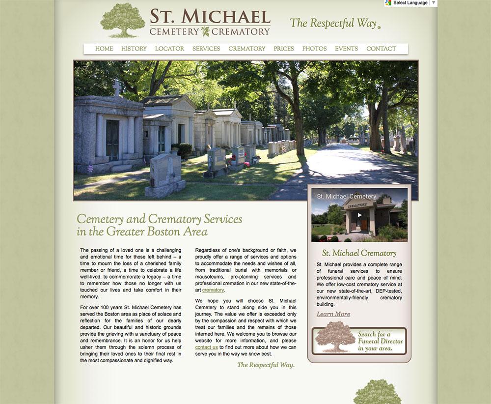 ST MICHAELS CEMETERY