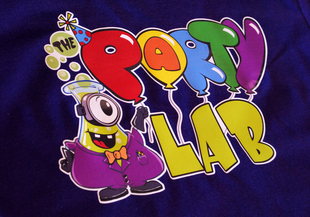 PARTY LAB SHIRTS