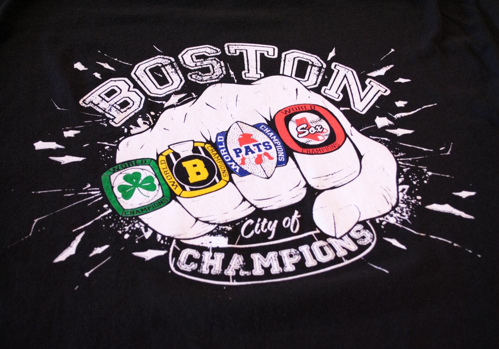 BOSTON SCREEN PRINT